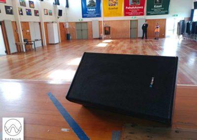 Glenfield School Hall