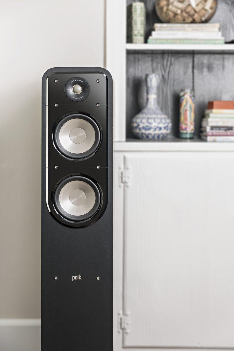 Rapallo | Polk S50 floorstanding speakers