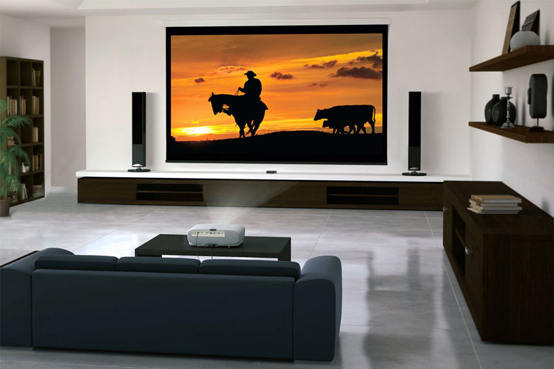Projector Screens: An Overview