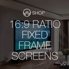 16:9 Fixed frame screens