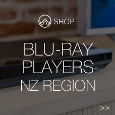 NZ Region Blu-ray Player
