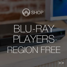 Region-Free Blu-ray Player