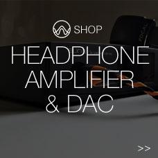 Portable Headphone Amplifier / DAC