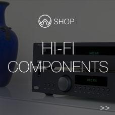 hi-fi components