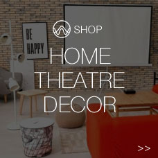 Home theatre decor