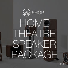 Home Theatre Speaker Package