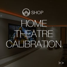 Home theatre Calibration