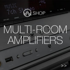 Multi-room amplifiers