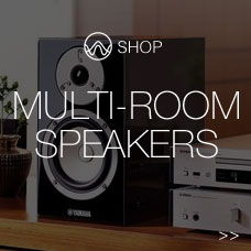 Multi-room speakers