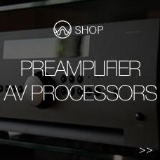 Preamplifier & AV Processors