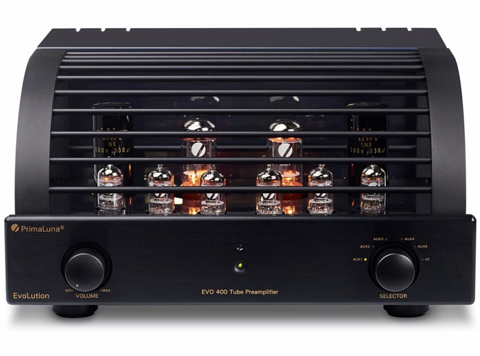 RAPALLO | PRIMALUNA EVO 400 TUBE PRE AMPLIFIER