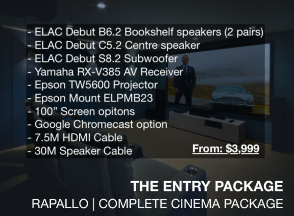 Rapallo | Entry Package - Specs