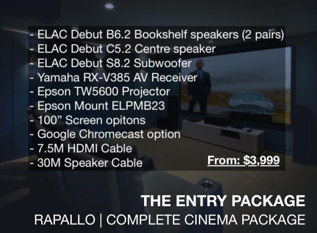 Home - Rapallo New Zealand :: Home Theatre & Hifi | Design