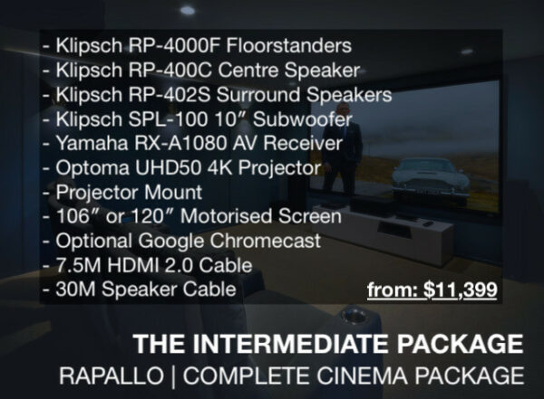 Rapallo | Intemediate Package - SPECS