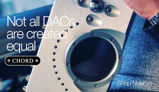 Rapallo | Chord Electronics - DAC - Dave
