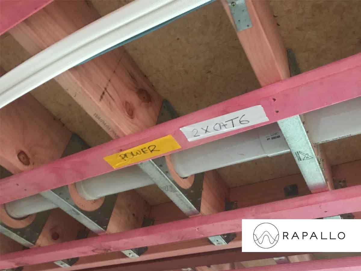 Rapallo | Project Pre Wire - Home theatre Projector Placement