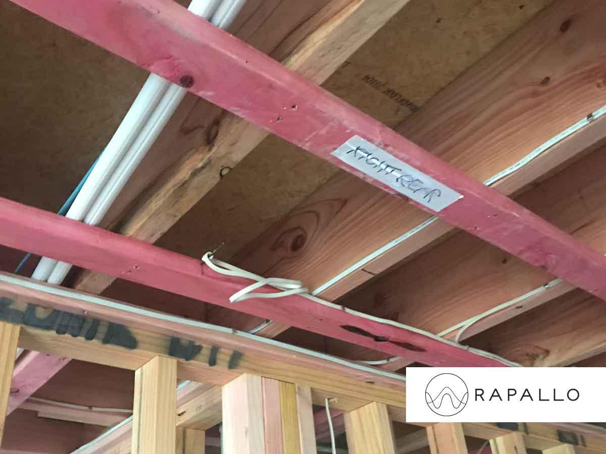 Rapallo | Project Pre Wire - Home theatre Projector Speakers