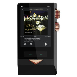 Rapallo | Cayin Audio N8 Brass Black