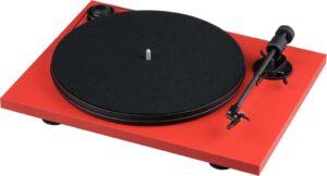 Rapallo   Pro-Ject Primary E Phono Turntable with Ortofon OM Cartridge