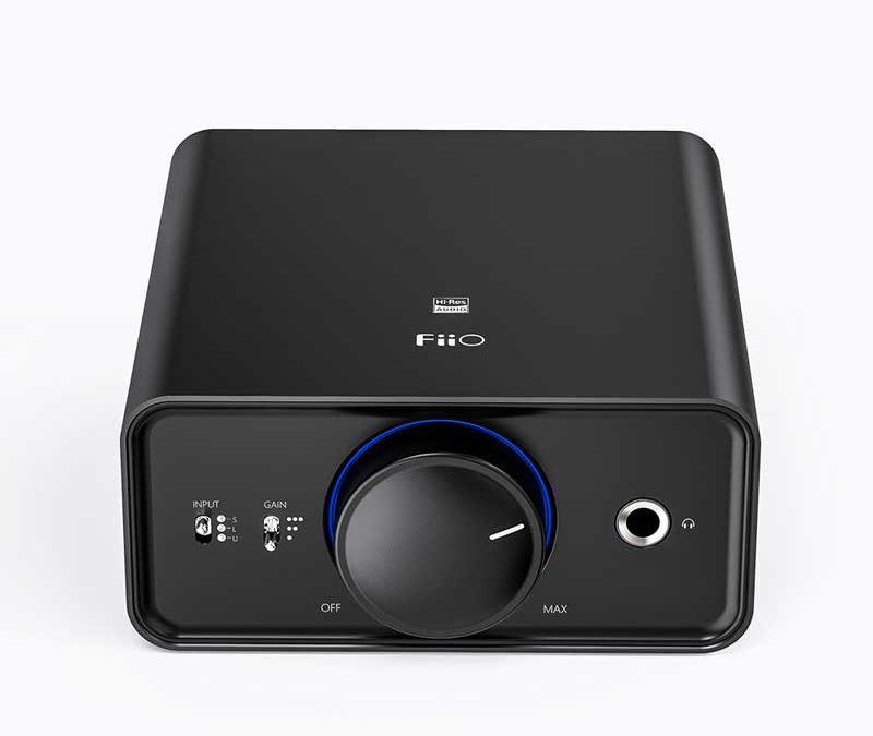 FiiO K5 Pro Desktop Headphone Amplifier