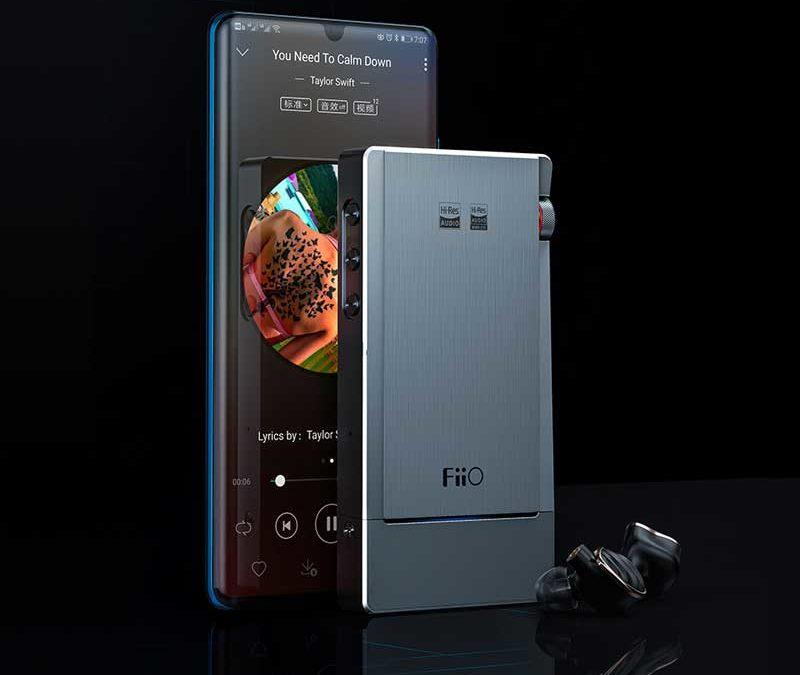FiiO Q5s Bluetooth DSD Capable DAC and Headphone Amplifier