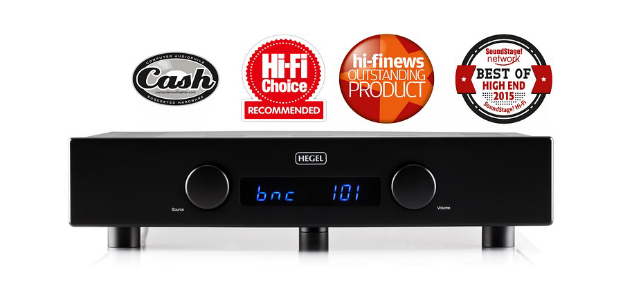 Rapallo | HEGEL HD30 - Digital-to-analog Converter with Streaming and AirPlay
