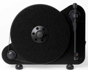 Rapallo | Pro-Ject VT-E Vertical Turntable with Ortofon OM5e Cartridge