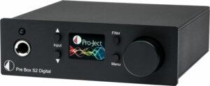 Rapallo | Pro-Ject Pre Box S2 Digital Micro Pre-amplifier