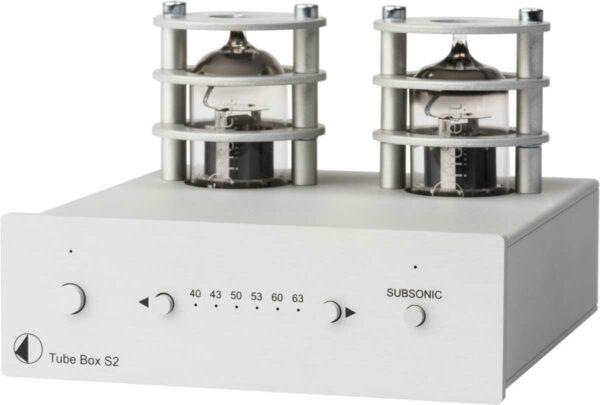 Rapallo | Pro-Ject Tube Box S2 Phono Pre-amplifier