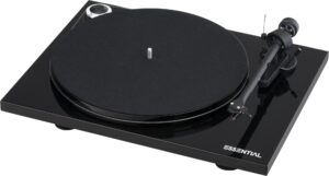 Rapallo | Pro-ject | Essential III Phono Turntable with Ortofon OM10 Cartridge