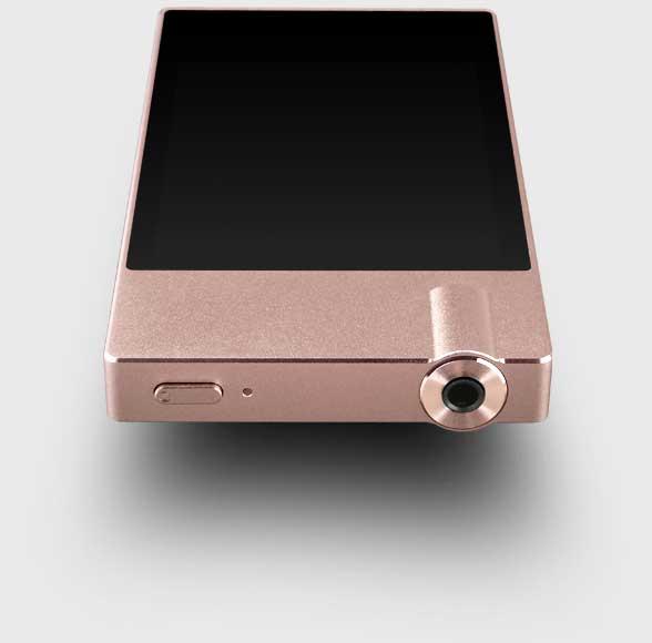 Cowon Plenue J Jupitor Gold Digital Audio Player