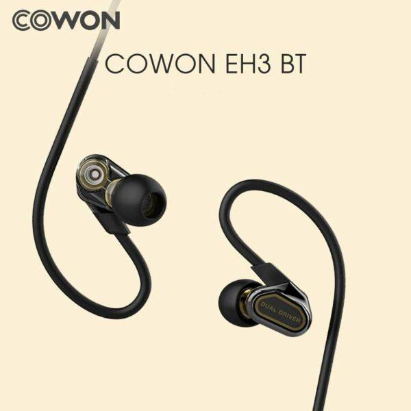 Rapallo | Cowon EH3 Earphones