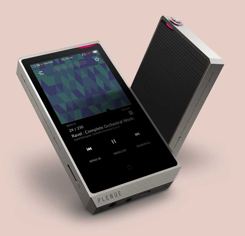 Rapallo | Cowon Plenue R Digital Audio Player