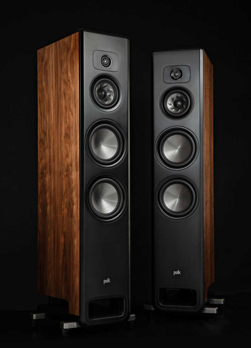 Polk Legend L600 Premium Floorstanding Tower Loudspeaker