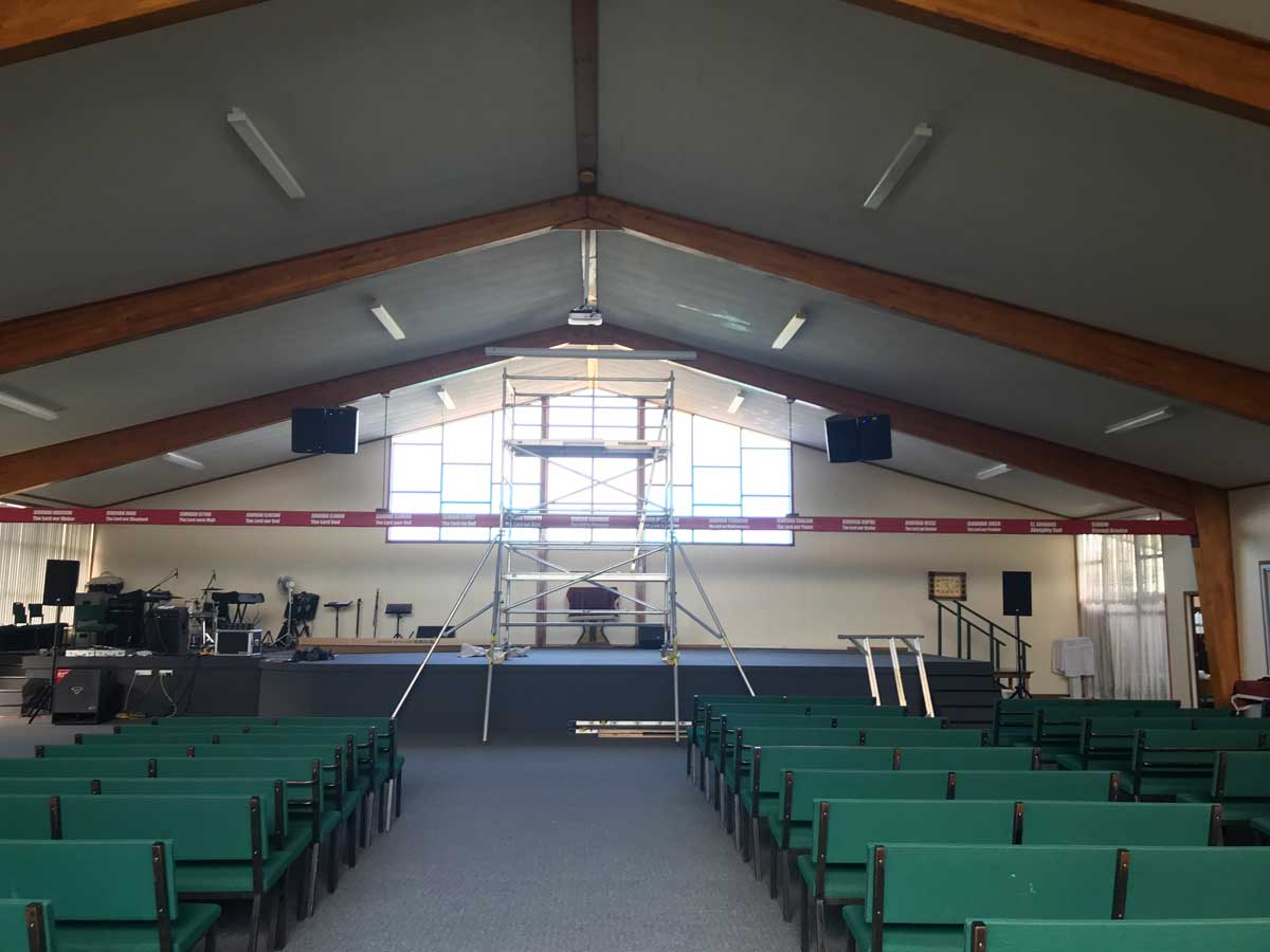 Rapallo | Project | Church Auckland