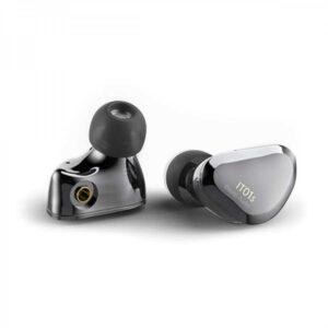 Rapallo | IBASSO IT01S In-Ear Monitor Dynamic Driver Nanotube Diaphragm Ø10mm 16 Ohm Gray
