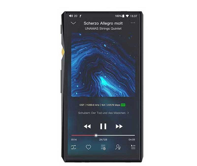 FiiO M11 Pro Dual AK4497EQ Blutooth 5.0 Portable MP3 Music Player