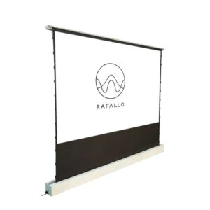 Rapallo | Indigo Floor Up 16:9 Motorised Screen