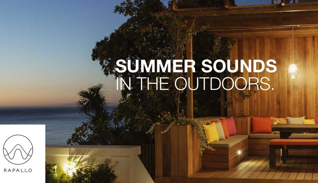 Creating An Outdoor Soundscape At Your Place