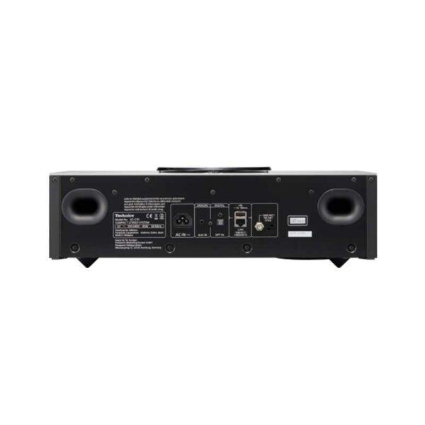 Rapallo | Technics SC-C70EB-S Premium All-in-One Music System