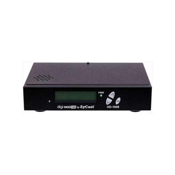 Rapallo   ZyCast HD-1608 HD Digital Modulator