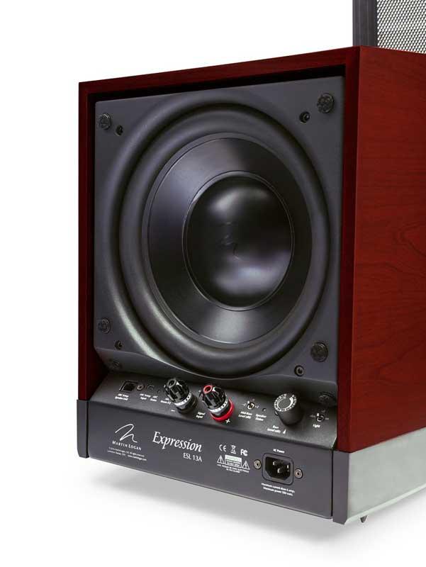 Rapallo | MartinLogan Expression ESL 13A Floorstanding Speaker