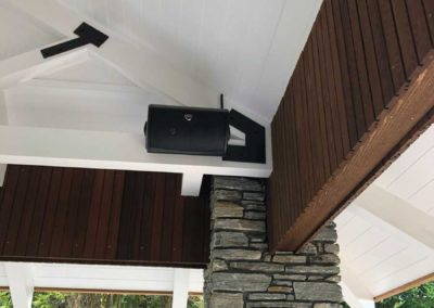 Rapallo | Project | Outdoor Speakers