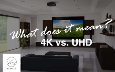 4K or UHD – what do I choose?