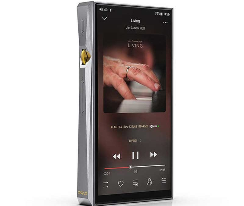 FiiO M11 Pro Stainless-Steel (Limited Edition)