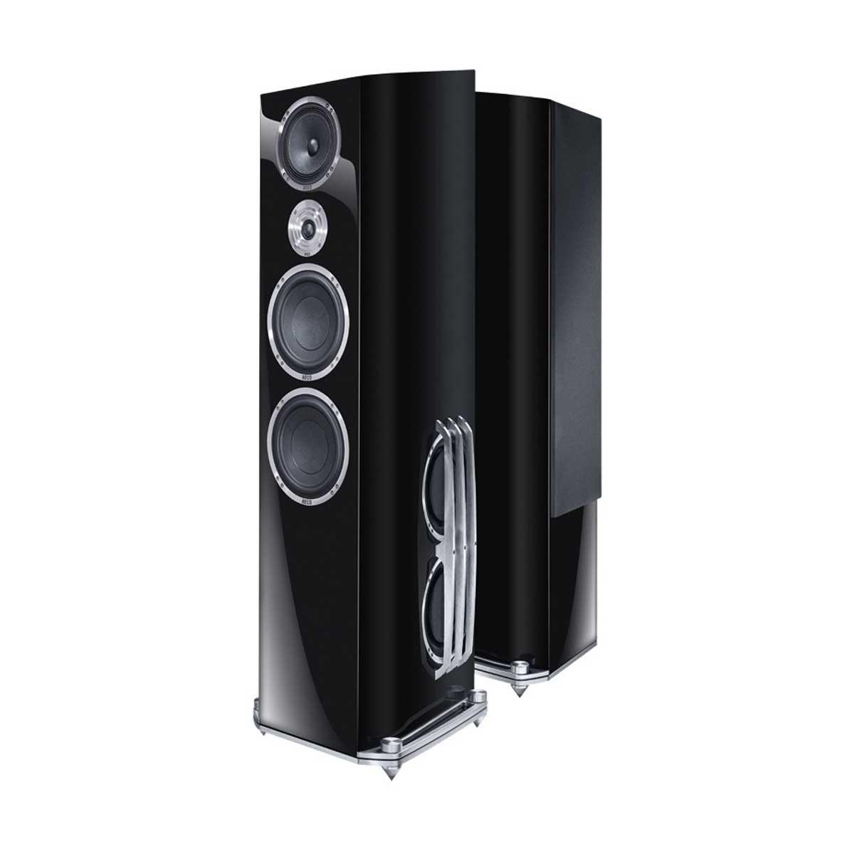 Rapallo | Heco La Diva | 3-Way Speaker with Passive Radiators