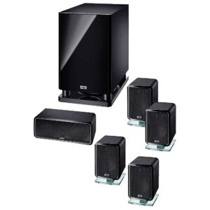 Rapallo   Heco Ambient 5.1 Home Cinema System With Active Subwoofer
