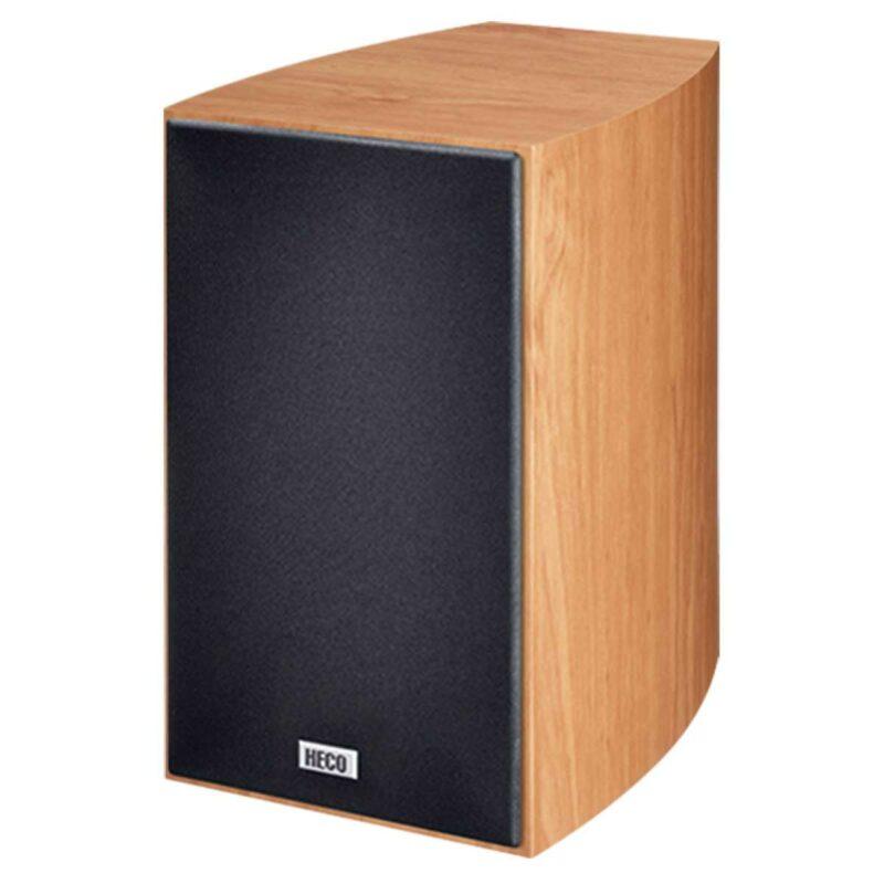 Rapallo | Heco Victa Prime 202 2-Way Bookshelf Speakers, Bass Reflex Configuration