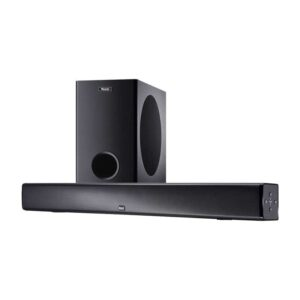 Rapallo | Magnat CSB 1000 Powered Home Cinema Soundbar With Wireless Subwoofer, WLAN-Audio-Streaming, Bluetooth & HDMI