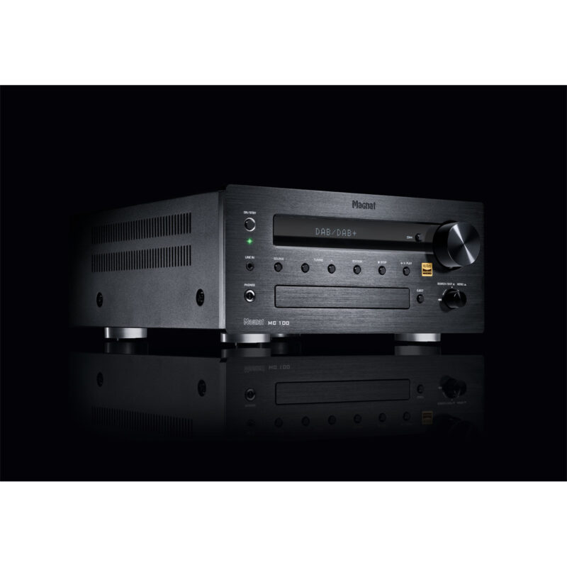 Rapallo | Magnat MC 100 Compact High-End Stereo CD Receiver With Hi-Res Quality